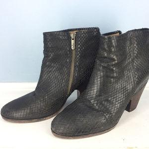 Belle Sigerson Morrison 9.5 Kiana Black Ankle boot